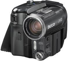 jvc 3ccd camcorder