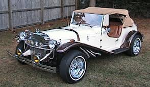 1929 mercedes kit car