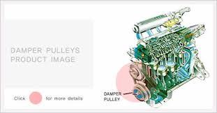 damper pulley