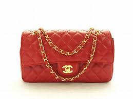 red chanel handbags
