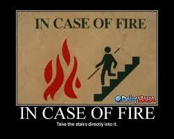 case fire