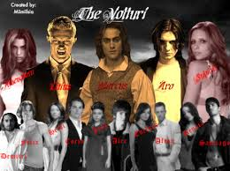 pictures of the volturi