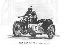 classic sidecars