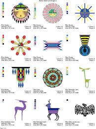 native american colors
