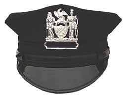 american police hats