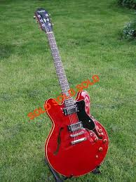 epiphone dot red