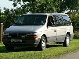 1995 dodge van