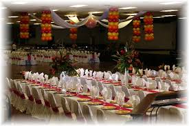 quinceanera reception decorations