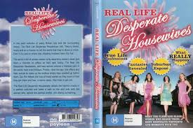 desperate housewives dvd covers