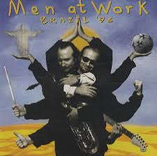 men at work cds