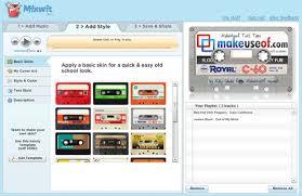 digital tapes