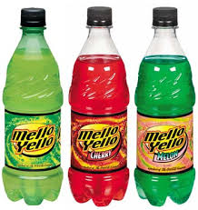 mellow yellow soft drink
