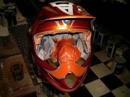 custom dirt bike helmet
