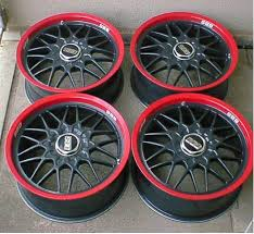 2003 honda accord rims