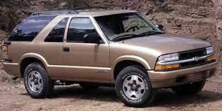 blazer 2000