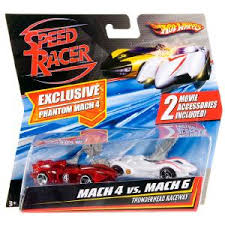hot wheels speed racers
