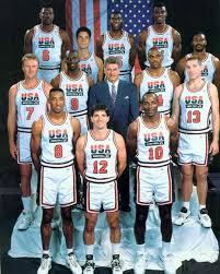 1996 us olympic basketball team