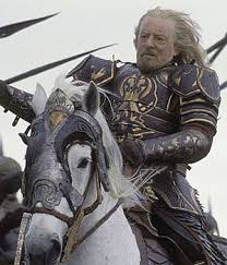 lord of the rings theoden