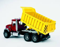 kid dump truck