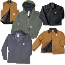 carhartt work jackets