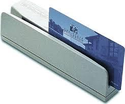 magnetic stripe card readers
