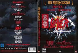 slayer dvd