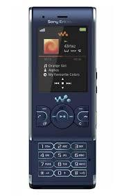 sony ericsson w595 phones