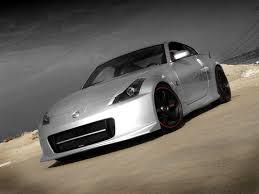 350z black wheels