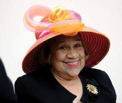 black women church hats