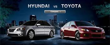 hyundai vs toyota