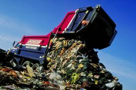 garbage trucks pictures