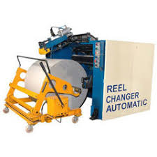 automatic reel