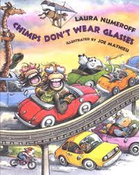 chimps don t wear glasses