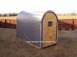 portable ice shanties