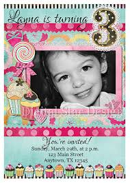 examples of birthday invitations