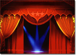 curtains theater
