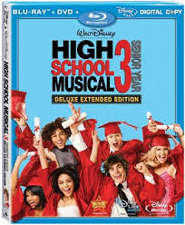 high school musical dvd cover
