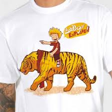 calvin and hobbs t shirt