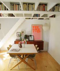 small spaces living