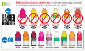 all flavors of vitamin water