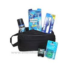 men travel kit