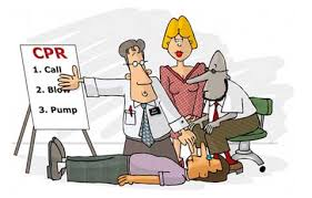 first aid for cpr