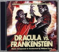 dracula vs frankenstein