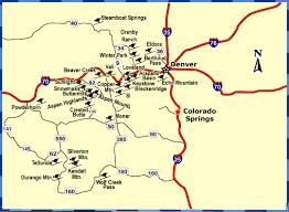 map of colorado ski resorts