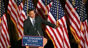 obama flags