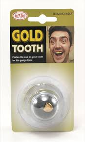 gold tooth caps