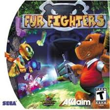 fur fighters ps2