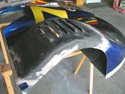 carbon fibre molding