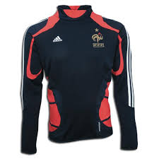 adidas france track top