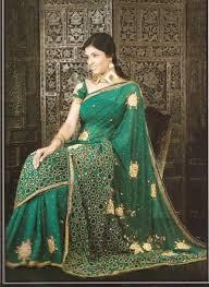 latest bridal sarees